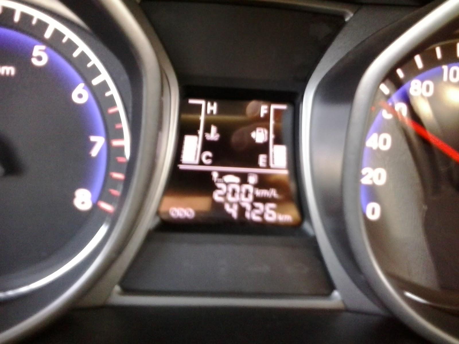 Teste de Consumo do Hyundai HB20 1.0 12V, faz 20,0 km/l na cidade com ar condicionado ligado