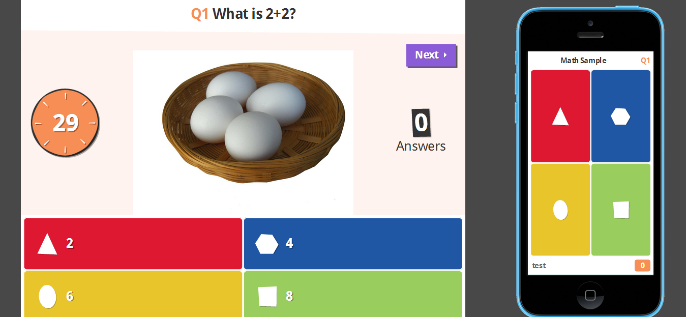 Wednesday Web Tool: Use Kahoot to Create Interactive Quizzes and ...