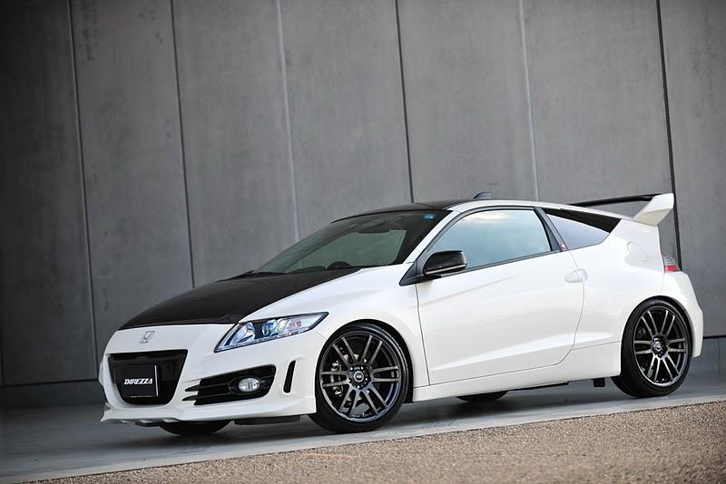 Honda Cr Z Sport Hybrid 2011 Breaking News Cars