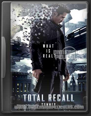 Total Recall (BRRip HD Extended Inglés Subtitulada) (2012)