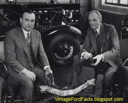 Vintage Ford Facts Homes Of Ford Executives Peter Ed
