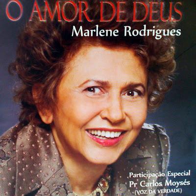 Marlene Rodrigues - O Amor de Deus - 2010