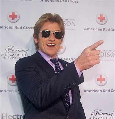 Denis Leary star and co-creator of TV's hit Rescue Me