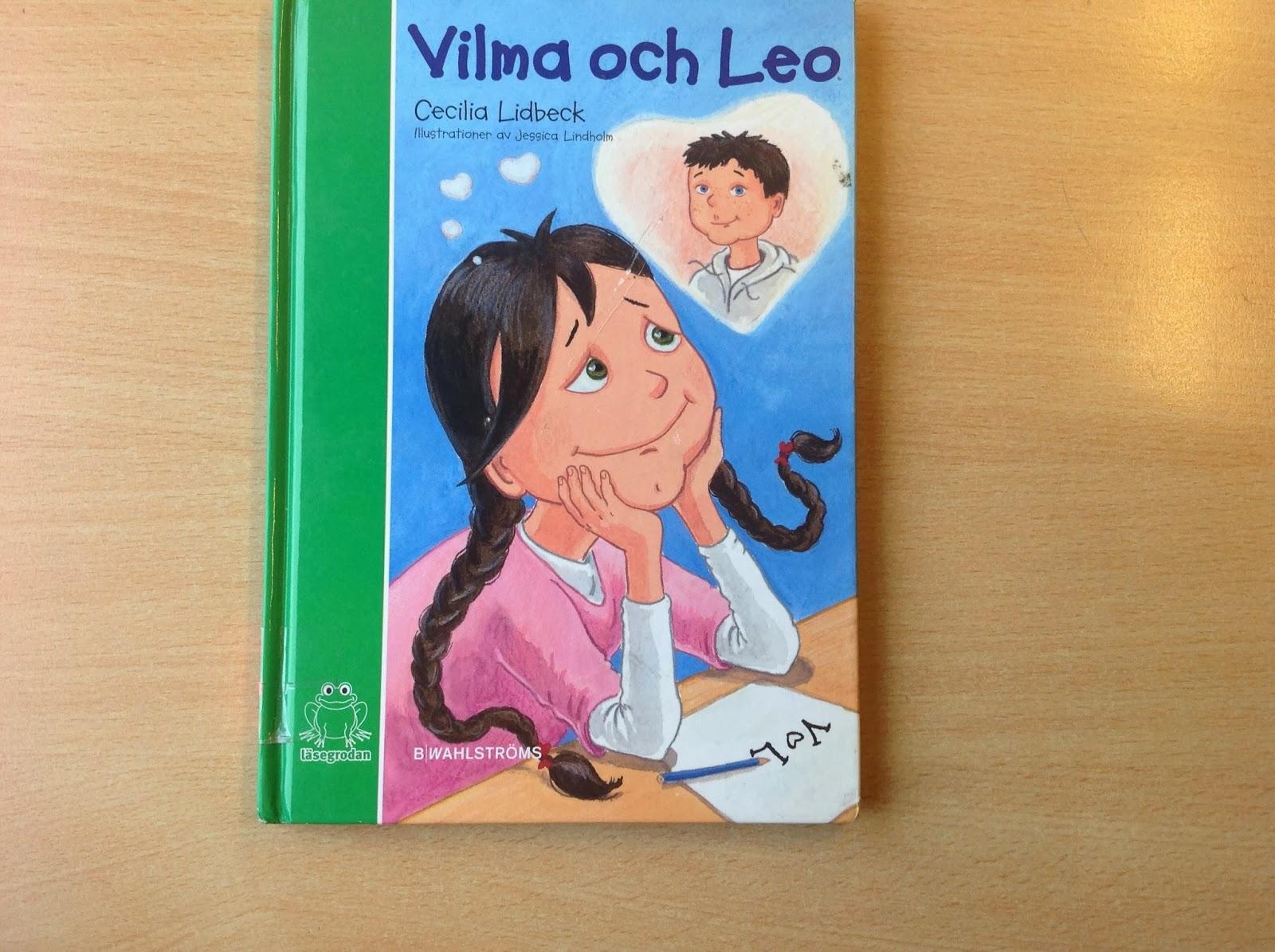 Cecilia Lidbeck: Vilma Och Häxtanden - 2011 - Swedish Children's Book Svenska