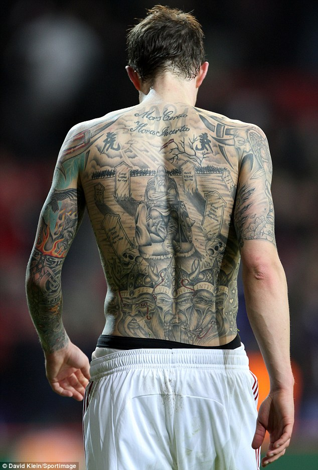 tattoo styles for men and women daniel agger tattoo pictures