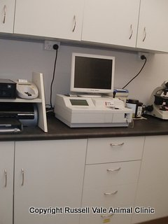 Russell Vale Animal Clinic pathology