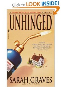 The Book Reviewer is IN: Unhinged by Sarah Graves