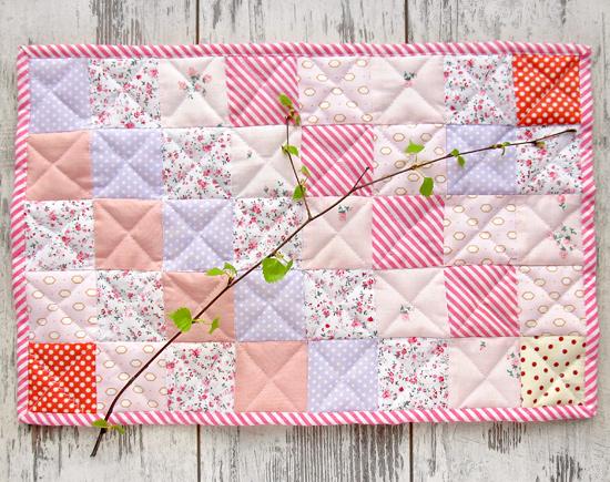 Patchwork quilt, лоскутное шитье