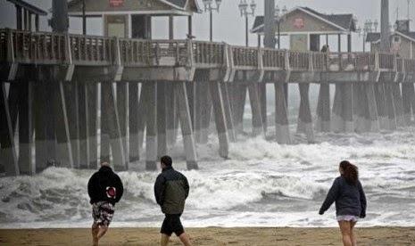 Penyebab Asli Cuaca Dingin Di Sekitar Kita