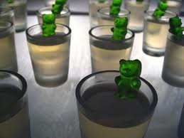 Sake + Gummy Bears = Love? a guys story  gummy+bear+shots