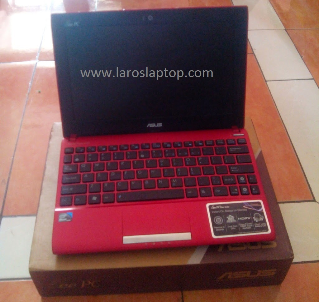 Harga Notebook Second asus 1025C RED