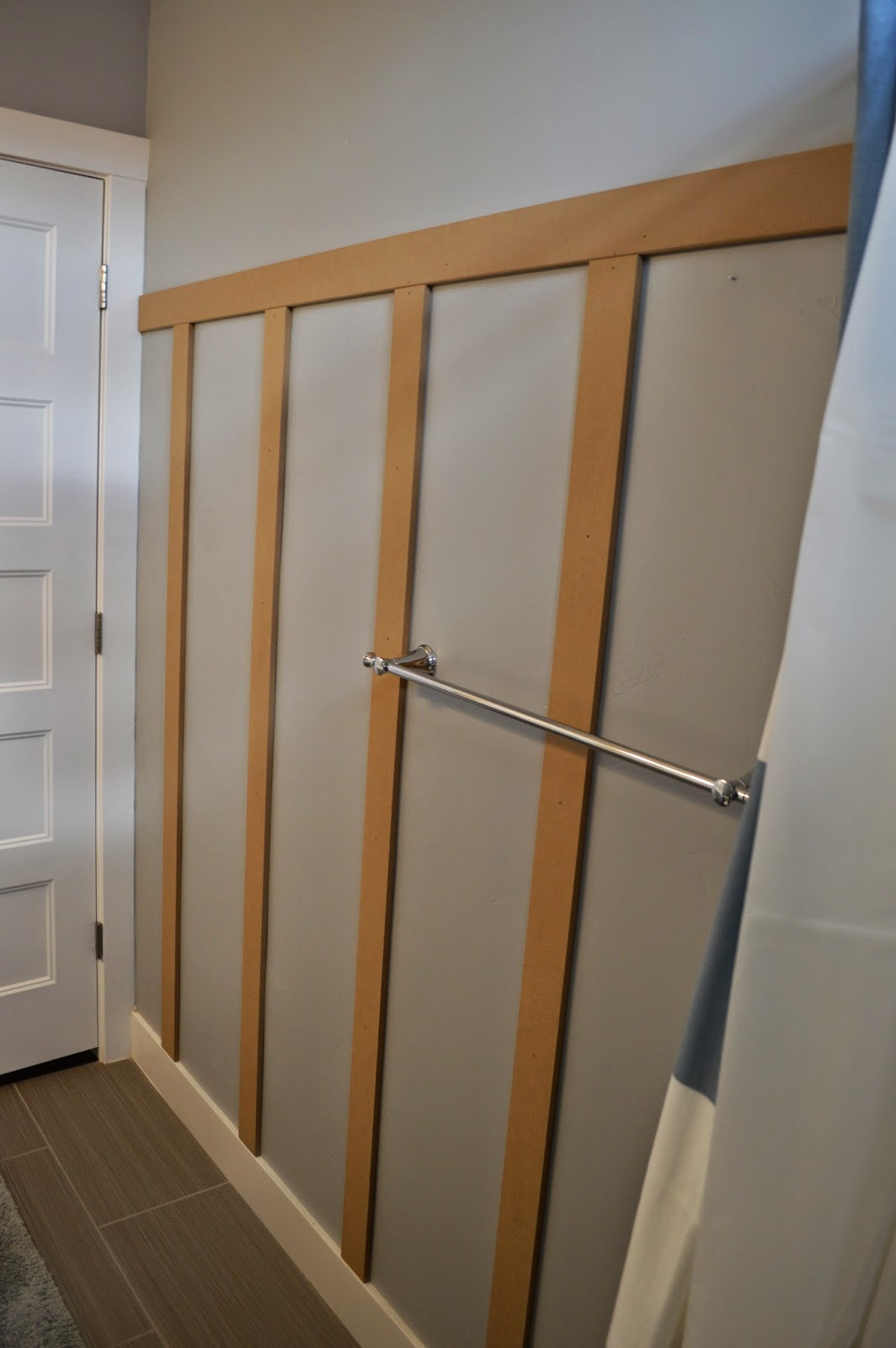 make your own wainscoting