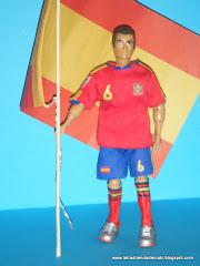 INIESTA- SELECCION ESPAÑOLA 2010
