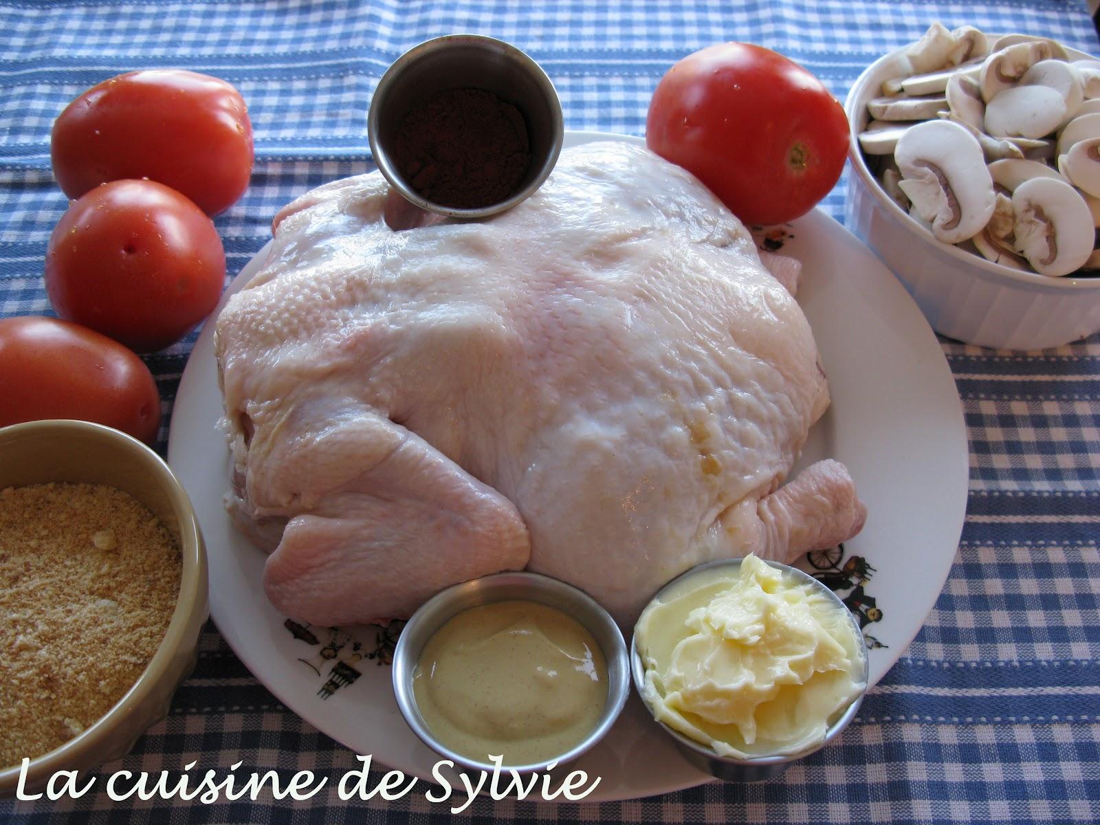 La cuisine de sylvie poulet l 39 am ricaine for Cuisine incorporer