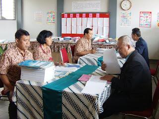 Akreditasi SMP Nusaputera