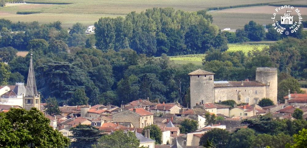 Chateau Des Tours Anse