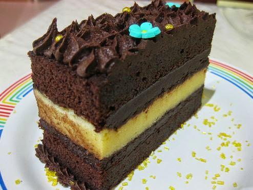 Resep Membuat Cake Coklat Kopi Lembut Enak Lezat