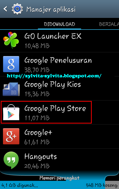 Solusi Cara Mengatasi Masalah Autentikasi Google Play Store