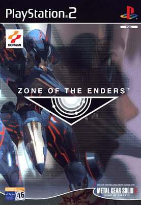 Zone of The Enders (PS2) 2001