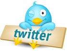 Vols seguir-me al Twitter?