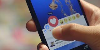 Tombol Reactions dari Facebook sebagai Pengganti Tombol Dislike