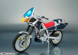 Bandai SH Figuarts Kamn Rider Blade Blue Spazer