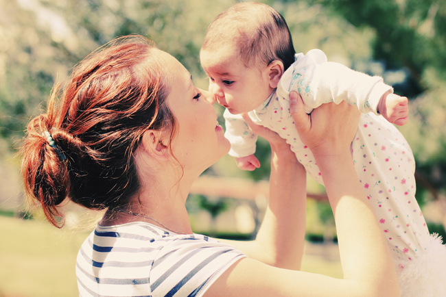 Historias reales de maternidad - La agenda de mamá