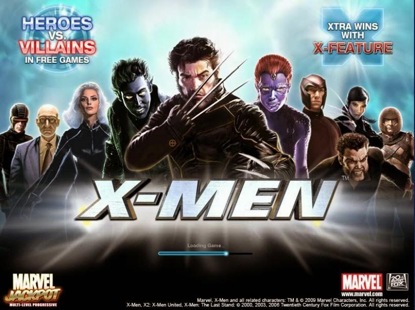 Очередной конфликт добра и зла отражен в слоте X-Men, где он особенно отчет