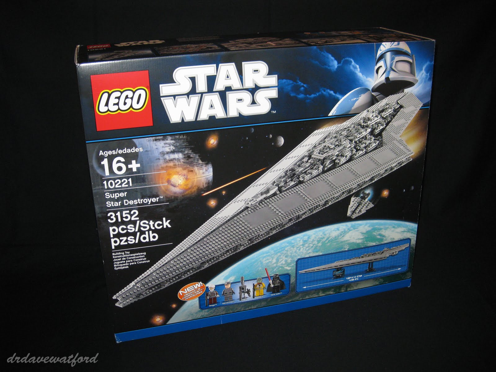 Lego Star Destroyer For Sale