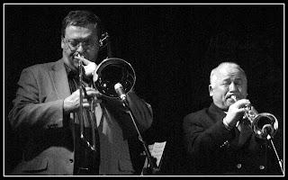 Ian Bateman &Enrico Tomasso