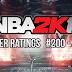 NBA 2K15 50 Player Ratings Revealed [#200 - #151]