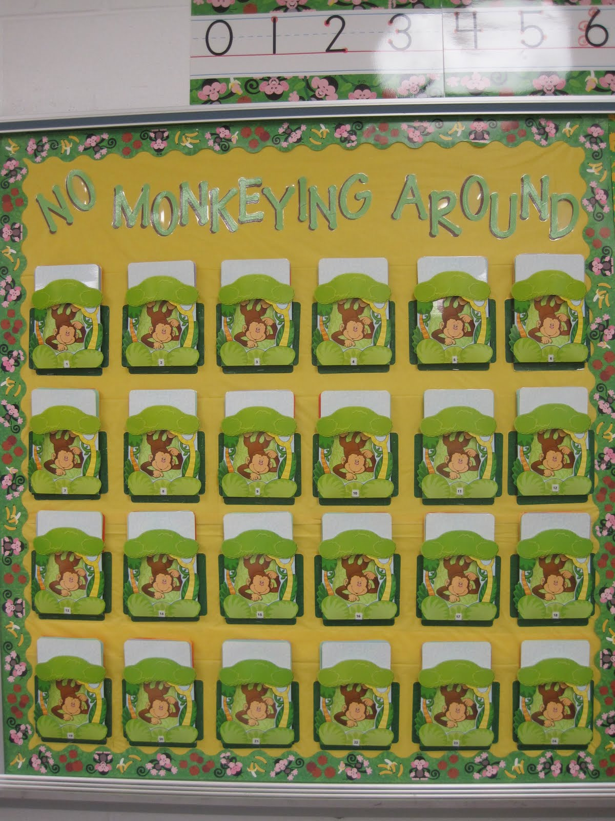 Classroom Theme Ideas Second Grade : Savvy second graders monkey classroom theme