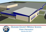 OCMS Renovation Plans