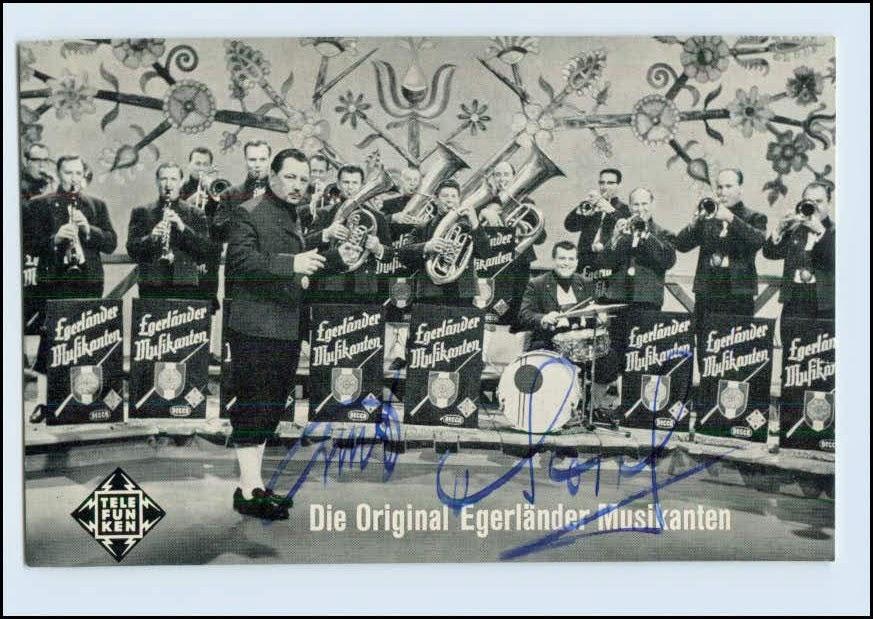 Ernst Mosch Und Seine Original Egerländer Musikanten - Die Großen Erfolge