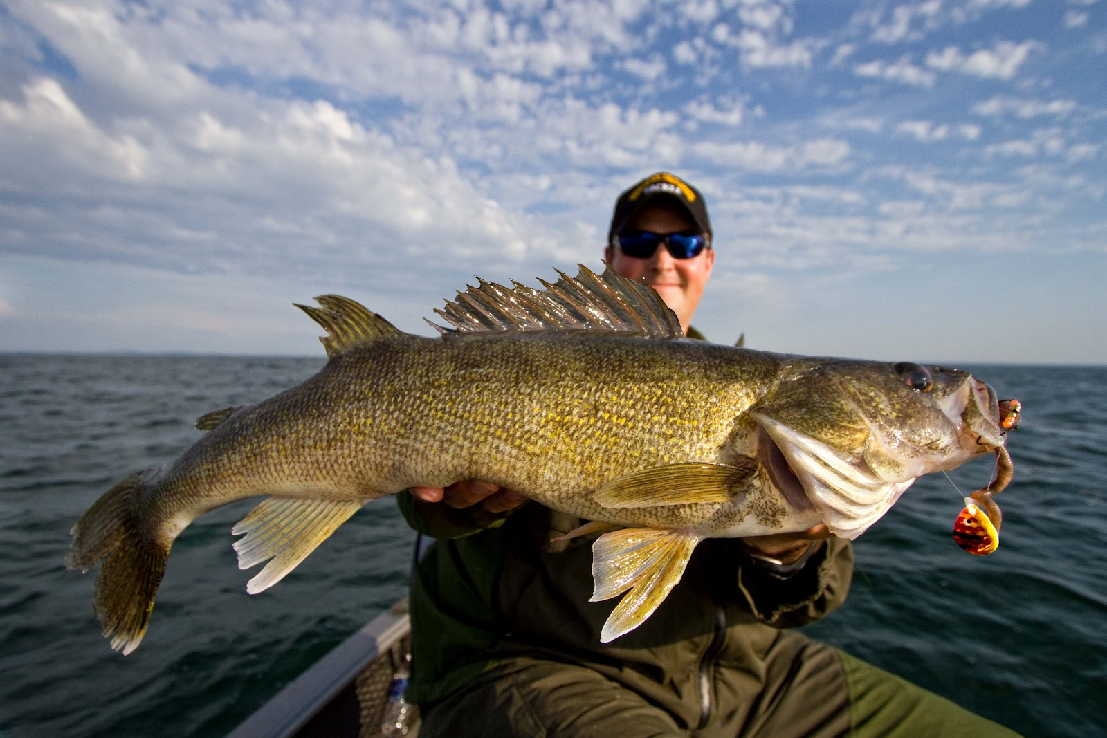 Leisure outdoor adventures mille lacs guide fishing report for Walleye fishing gear