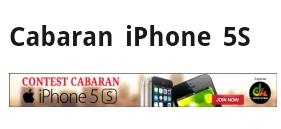 iphone 5s Gadget Impian Setiap Blogger Bakal Ke Cabaran KeDua Bermula 15 sept 2014