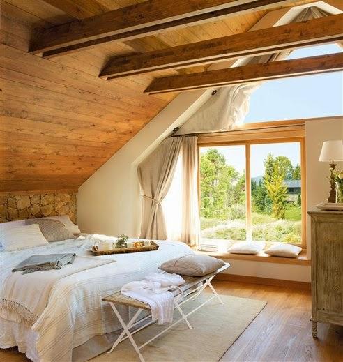 Gallart grupo el blog suelos y puertas de madera en - Buhardillas de madera ...