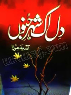 Dil Ek Shehr e Junoon By Aasia Mirza