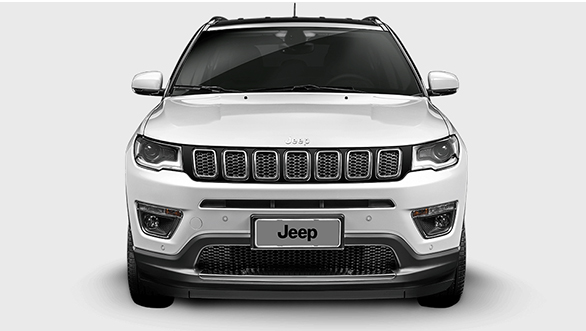 All New 2017 Jeep Compass SUV