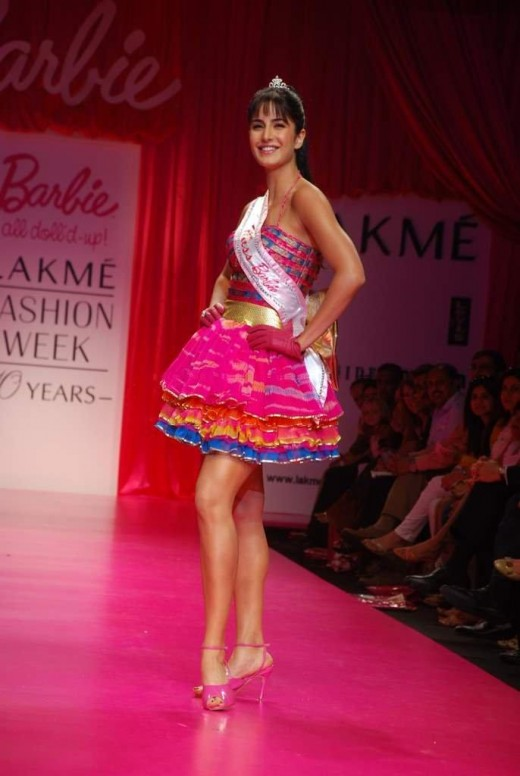BARBIE Girl Katrina Kaif Wallpapers 2011.