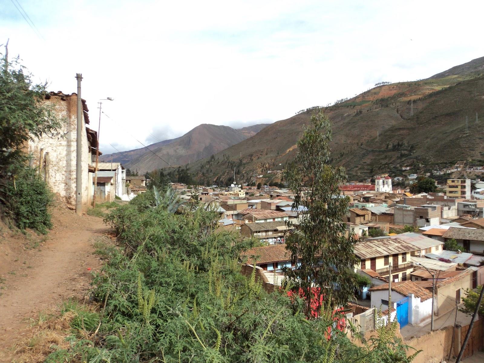 Josecajacuri acobamba tarma peru for Municipalidad de tarma