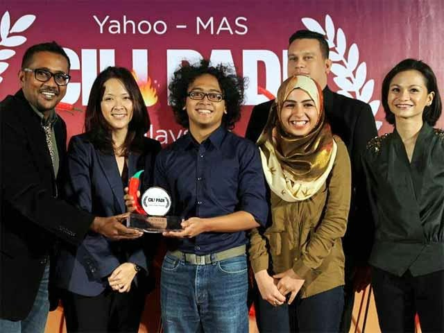Isu Plagiarism: Kemenangan Accepted Di Yahoo-mas Cili Padi Awards Dibatalkan