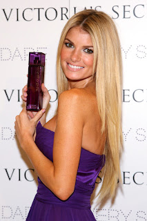 marisa miller long straight hairstyle