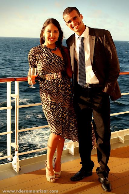 Amor à distância - Mariah & Jorge em Cruzeiro | R de Romantizar