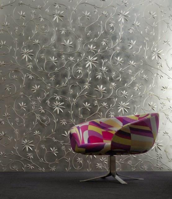 Pitture particolari per interni decorazioni  Decorare un muro interno