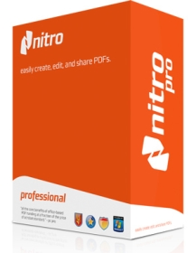 Nitro PDF Enterprise 8.0.6.3 Incl Keygen
