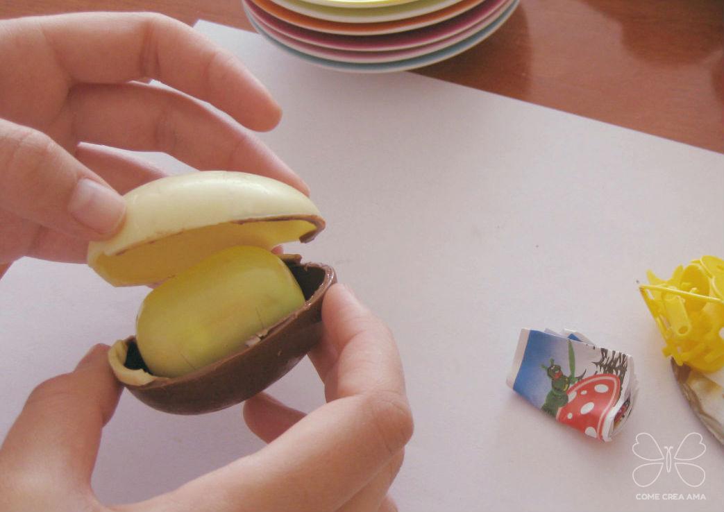 Huevos sorpresa personalizados