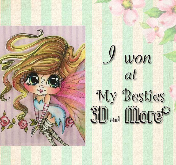 1 Ganadora/Winner Junio 2017