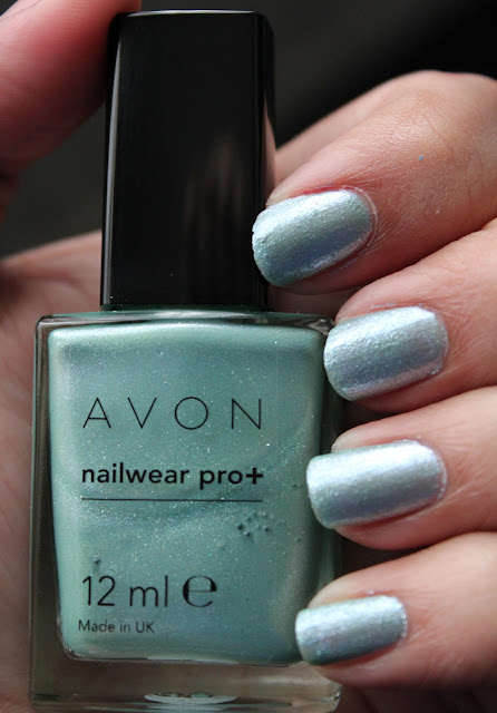 avon chilling teal