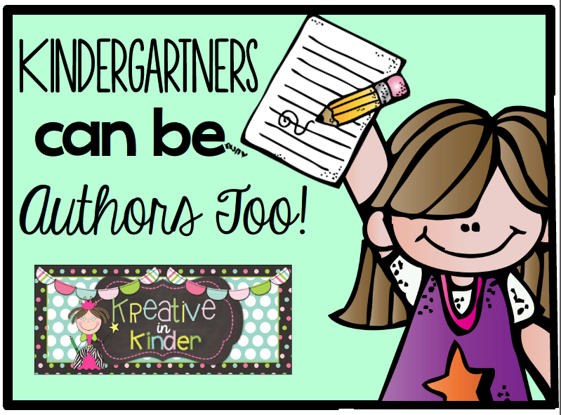 http://www.teacherspayteachers.com/Product/Kindergartners-Can-Be-Authors-Too-How-to-Teach-Writers-Workshop-1323805